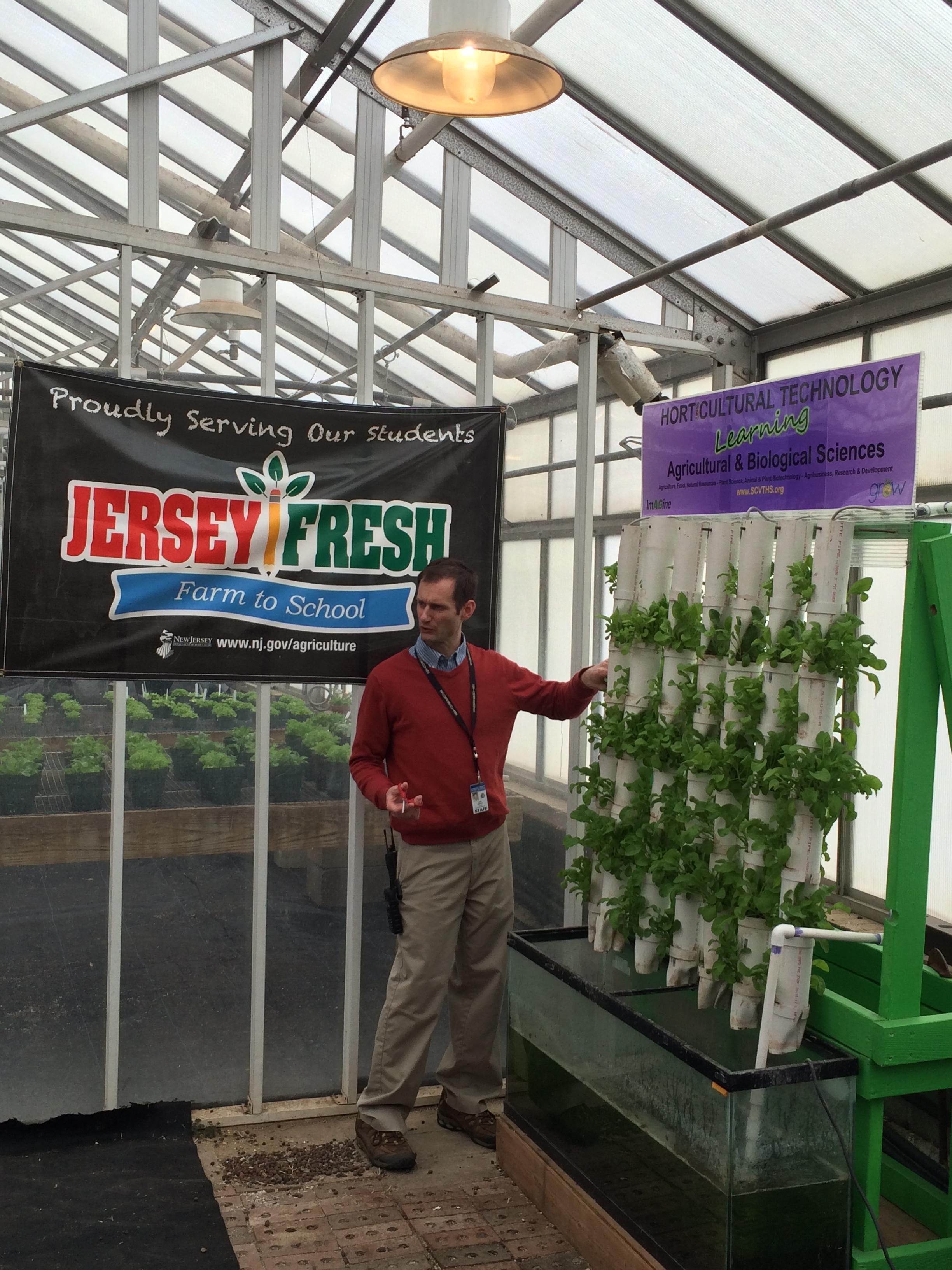 SCVT Horticultural Program