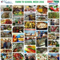 Jersey Fresh Farm to School Week 2016