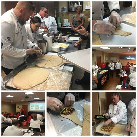 Food Innovation Team Trained With Rich Products
